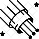 Fiberoptic Cable Broadband Icon