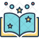 Fiction Tale Saga Icon