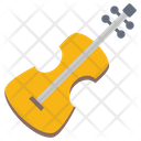 Fiddle Guitar String Icon