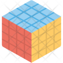 Cube Toy Fidget Icon