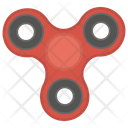 Toy Spinner Fidget Spinner Mechanical Toy Icon