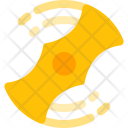 Spinning Hand Fidget Icon
