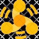 Gyro Fidget Spinner Icon