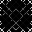 Gyro Spinner Fidget Icon