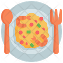 Fied Rice Icon