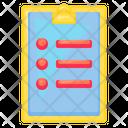 Fiel Checker Business Management Icon