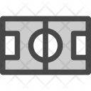 Field Football Game Icon