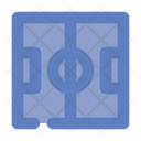 Field Soccer Court Icon
