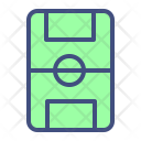 Field Match Soccer Icon