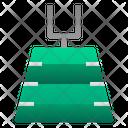 Field Court Sport Icon