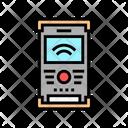 Field Controller Color Icon