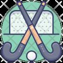 Hockey Sport Game Icon