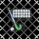 Field Hockey Hockey Ball Icon