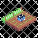 Cultivation Farming Fields Farming Icon