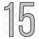 Fifteen Icon