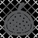 Fig Fruit Exotic Icon