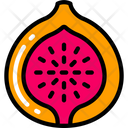 Fig Food Eating Icon