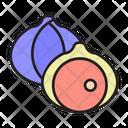 Fig Food Fruit Icon