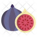 Fig Fruit Food Icon