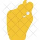 Fig Clenched Fist Icon