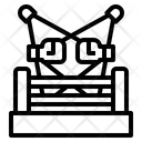 Fight Boxing Punch Icon
