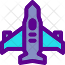 Fight Plane Icon
