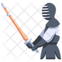 Fighter Japan Kendo Icon