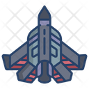 Fighter Flight Fighter Plane Aircraft Icon