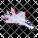 Fighter Jet Icon