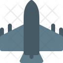 Fighter Plane Jetplane Icon
