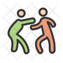 Fighting Action Icon