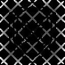 Fighting Shield Icon