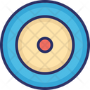 Fighting Target Fighting Weapon Target Goal Icon