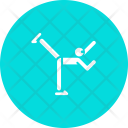 Figure Skating Olympics Icon