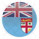 Fiji Country Flag Icon