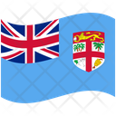 Flag Country Fiji Icon