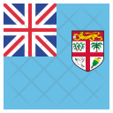 Fiji National Country Icon