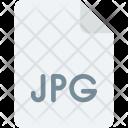 File Format Jpg Icon
