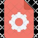 File Preferences Setting Icon