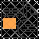 File Paper Design Icon