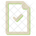 File Document Format Icon
