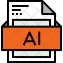 File Ai Formats Icon