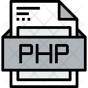 File Php Formats Icon