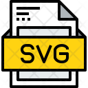 File Svg Formats Icon