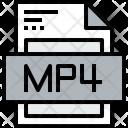 File Mp Formats Icon