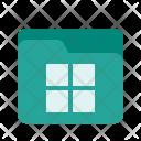 File Manager Folder Icon