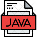 File Java Formats Icon