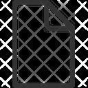 File Document Report File Icon