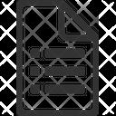 File Document File Document Icon