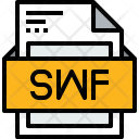 File Swf Formats Icon